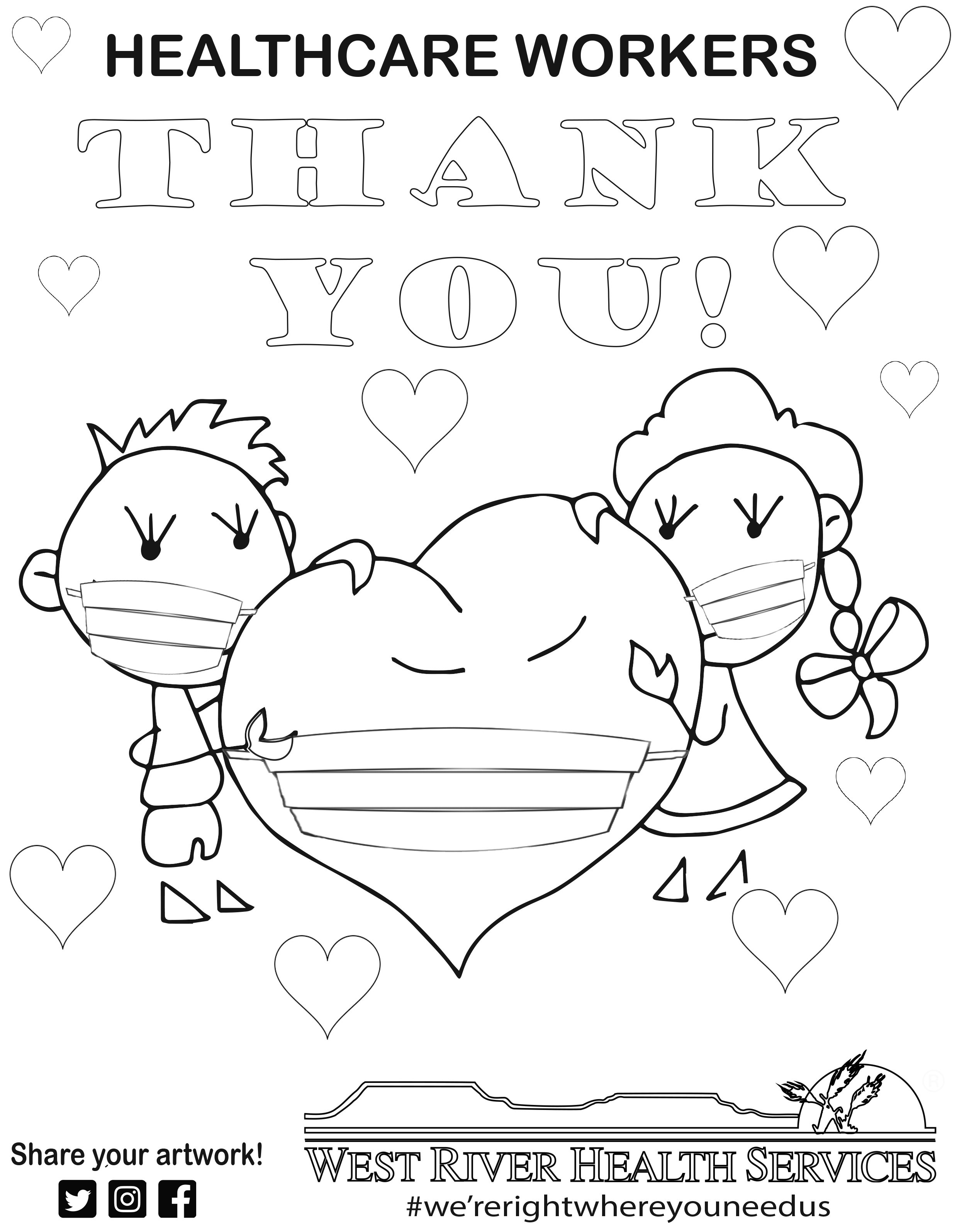 04 20 2020 Healthcare Workers Thank You